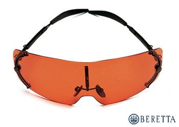 Accessori sportivi beretta occhiale da tiro for Occhiali da tiro a volo zeiss