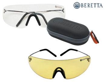 Accessori sportivi beretta occhiali da tiro for Occhiali da tiro a volo zeiss