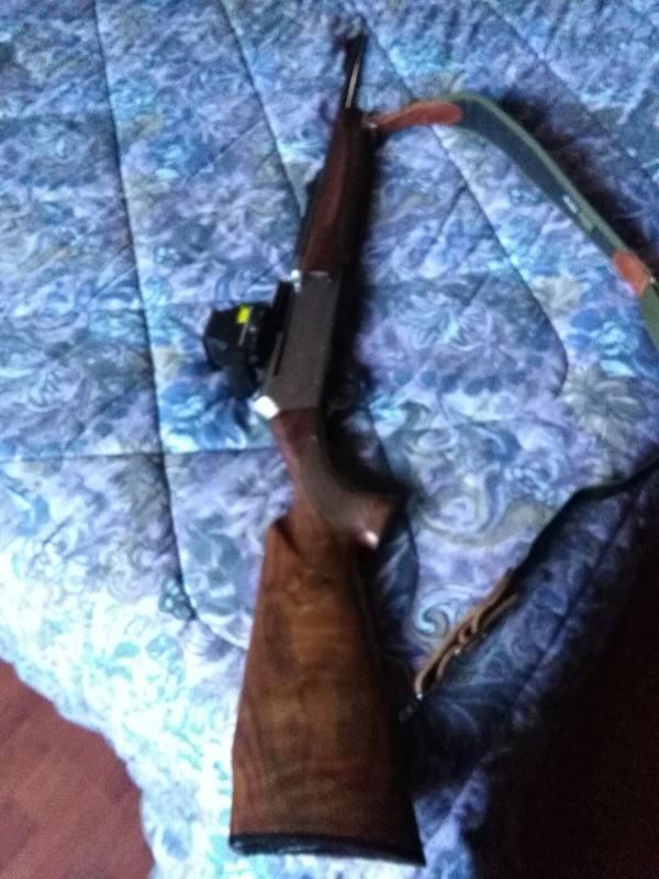 Fucile da caccia browning modello bar 2 marca scrivi for Costo della costruzione del fucile da caccia