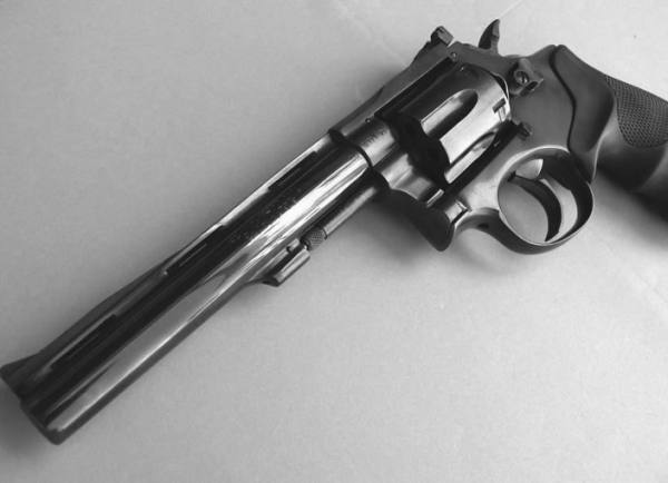 Vendo revolver cal. .22lr