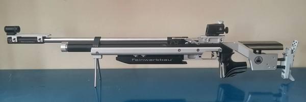 Feinwerkbau 700 Alu, modello 700, marca FEINVERKBAU