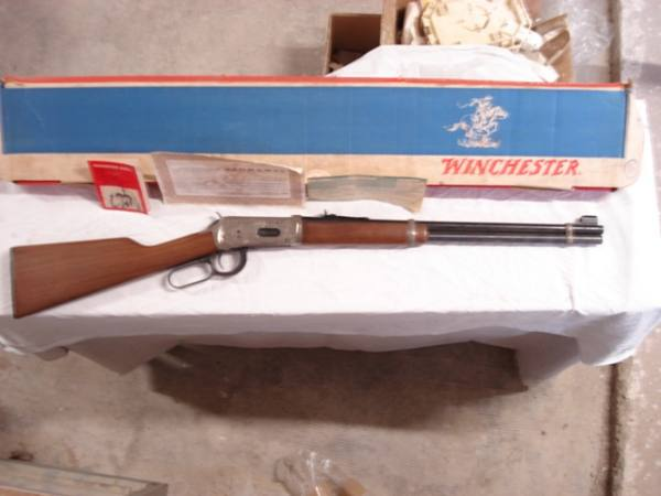 Vendo fucile Winchester 30/30 New Haven USA