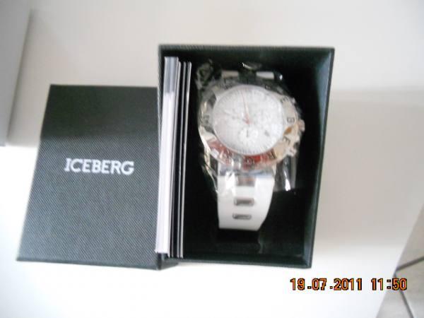 ICEBERG CRONO