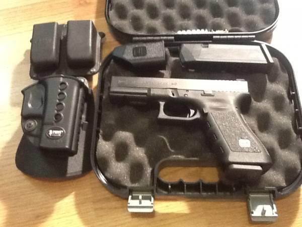 Occasione Pistola Glock 17 9x21 Modello 17 Marca Glock Mercatino
