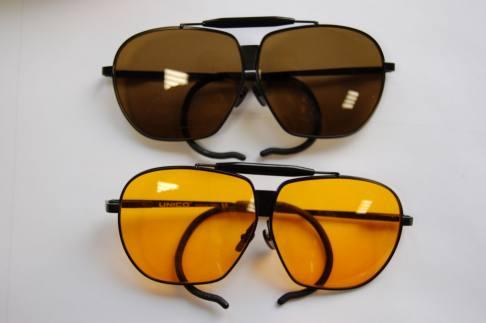 occhiali per tiro a volo modello unico mercatino delle