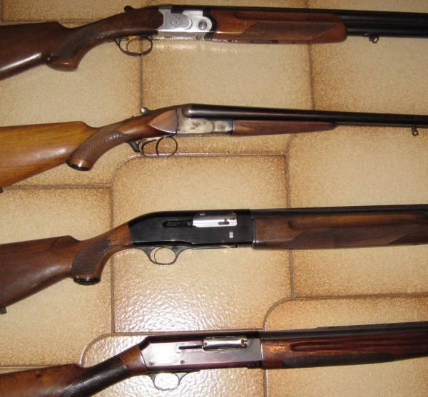 Occasione fucili da caccia marca be beretta gamba r for Costo della costruzione del fucile da caccia