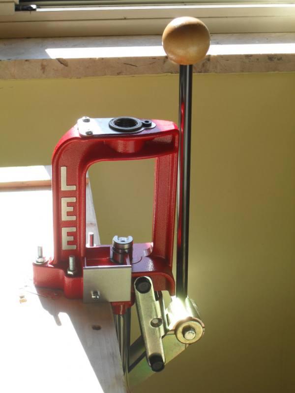 Pressa lee breech lock challenger monostazione modello for Presse idrauliche usate per officina