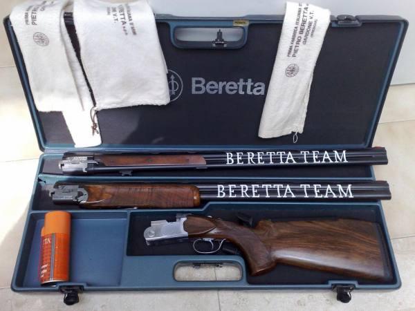 Beretta Trap Shotgun Beretta 682 Trap Cal 12/20