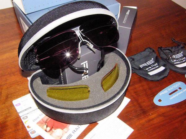 Occhiali tiro a volo randolph engineering ranger xl lenti for Occhiali da tiro a volo zeiss