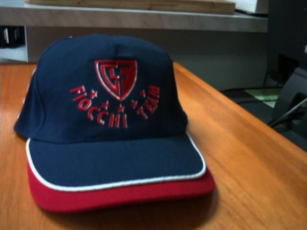 cappellino fiocchi team