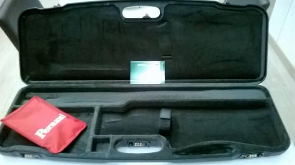 Vendo valigetta originale perazzi marca perazzi - Valigetta porta fucile perazzi ...