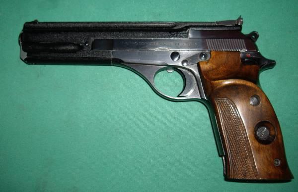 BERETTA 76 CAL. 22 LR SPORTIVA, modello 76, marca beretta,   Mercatino  delle armi usate