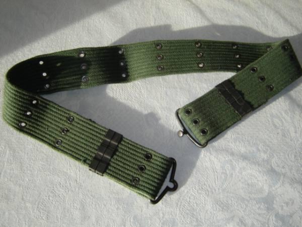 vendo cinturone US Army