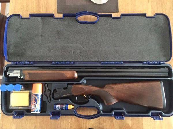 Beretta 21 medio gallo